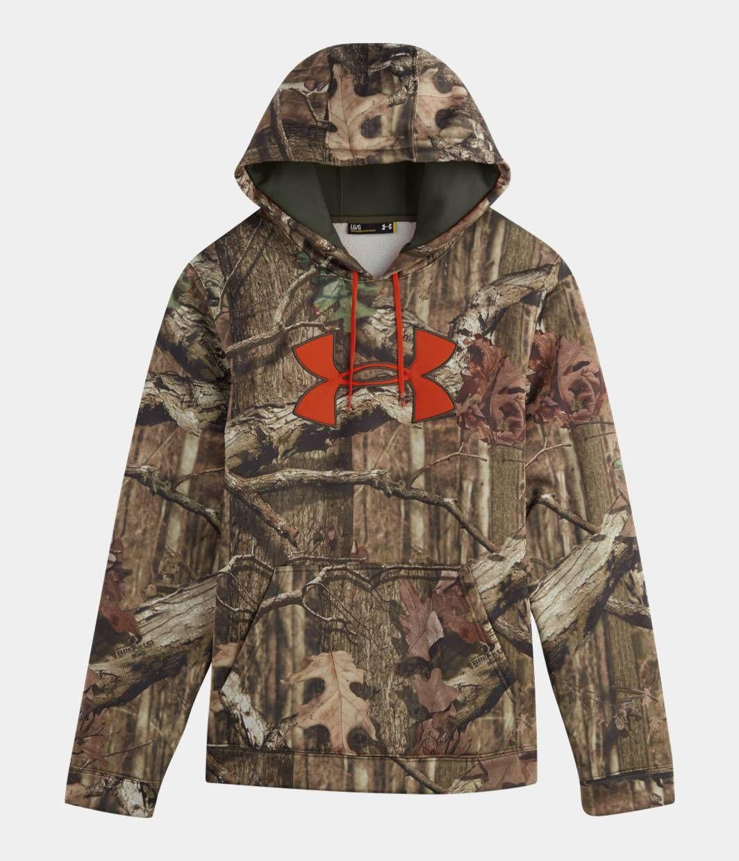 Men S Armour Fleece Camo Big Logo Hoodie Under Armour Us Under Armour Sweatshirts Hoodies Camo Outfits [ 1240 x 1064 Pixel ]