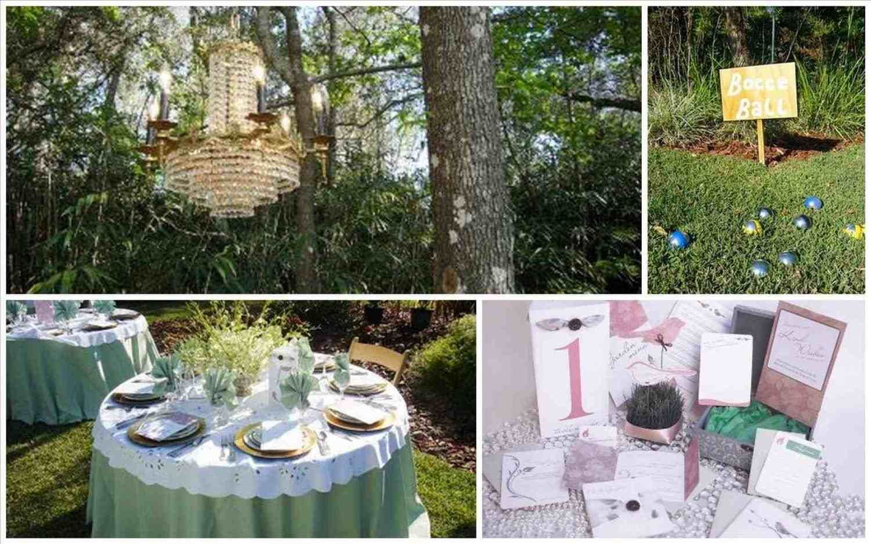 diy outside wedding decorations  Weddings  Pinterest  Outdoor