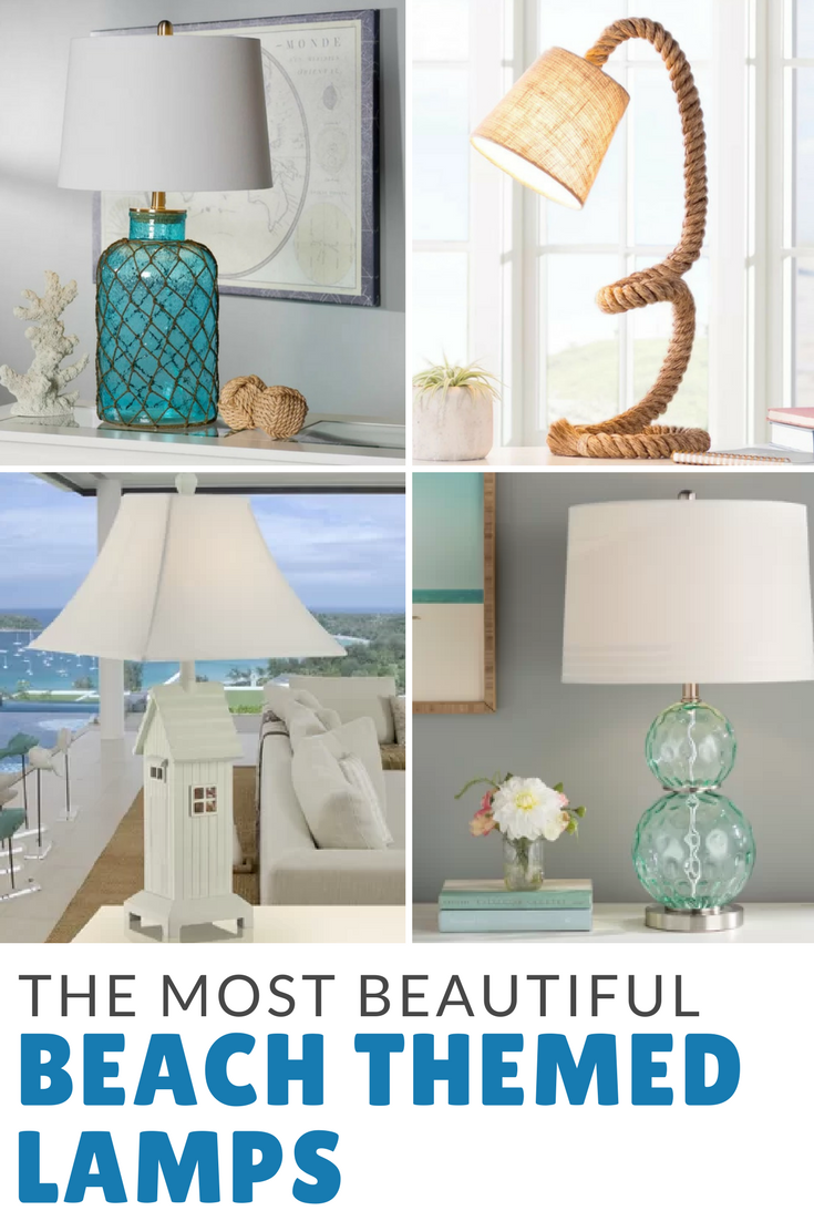 200 Best Coastal Themed Lamps 2020 Beach Lamps