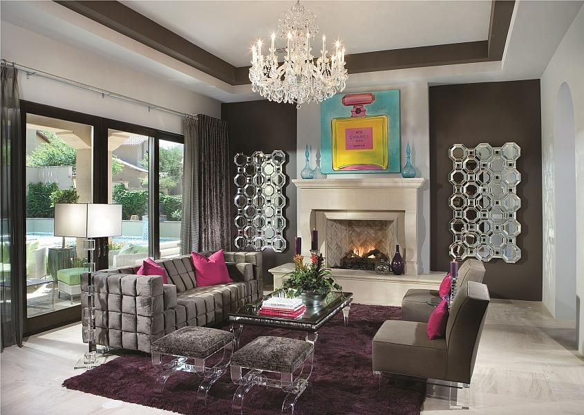 Oh Wow Love This Glam Style That S A Bit More Classic And Toned. Old Hollywood  Glamour Bedroom Decor Design