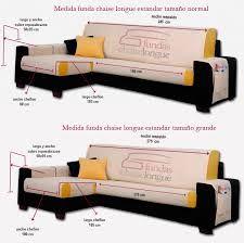 Resultado de imagen para canape sofa medidas