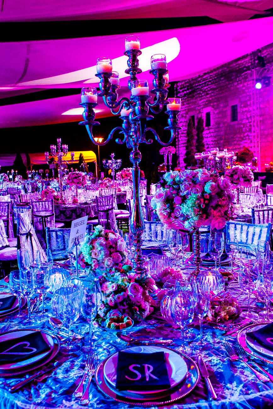 Lebanese Wedding Decoration Beit Merry Lebanese Weddings Wedding