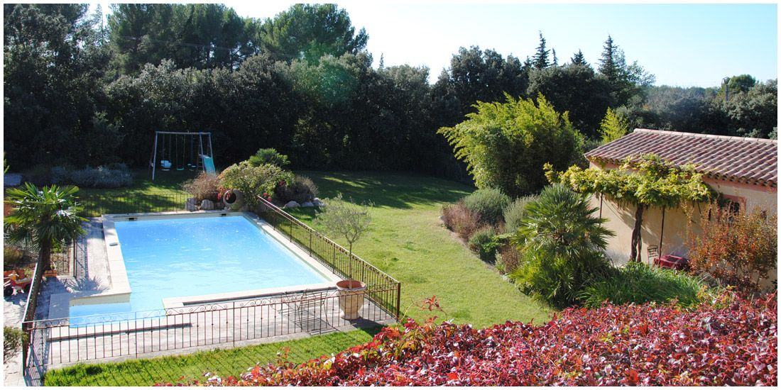 Chambres d\u0027hotes, gite et villa à carpentras - Provence France