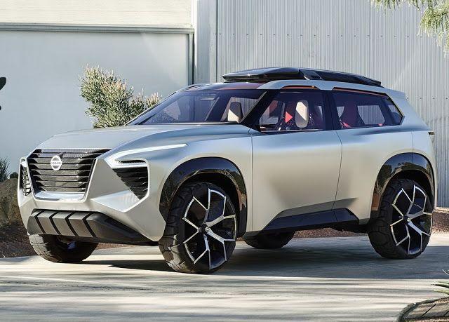 2018 nissan xmotion concept   nissan, futuristic cars