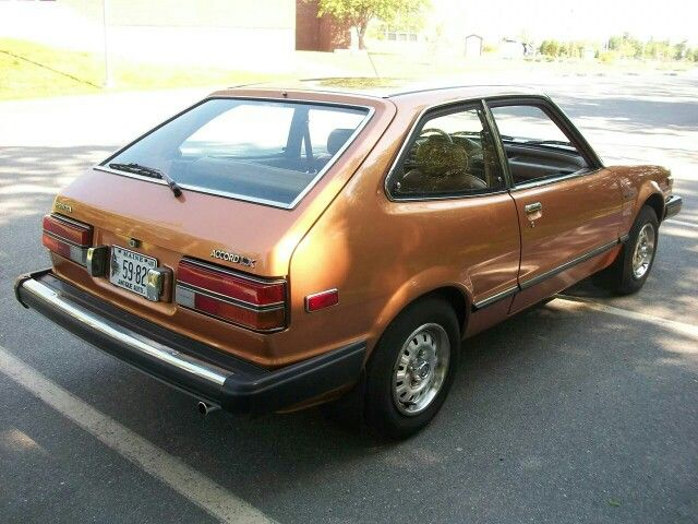 80s Honda Accord