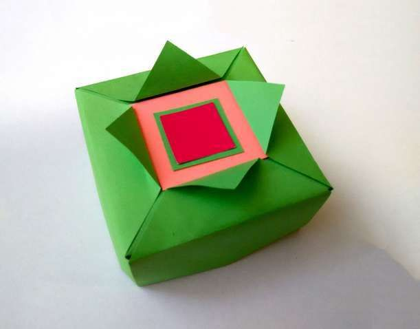 Unique Origami Packaging Box Best Photos For World Pinterest