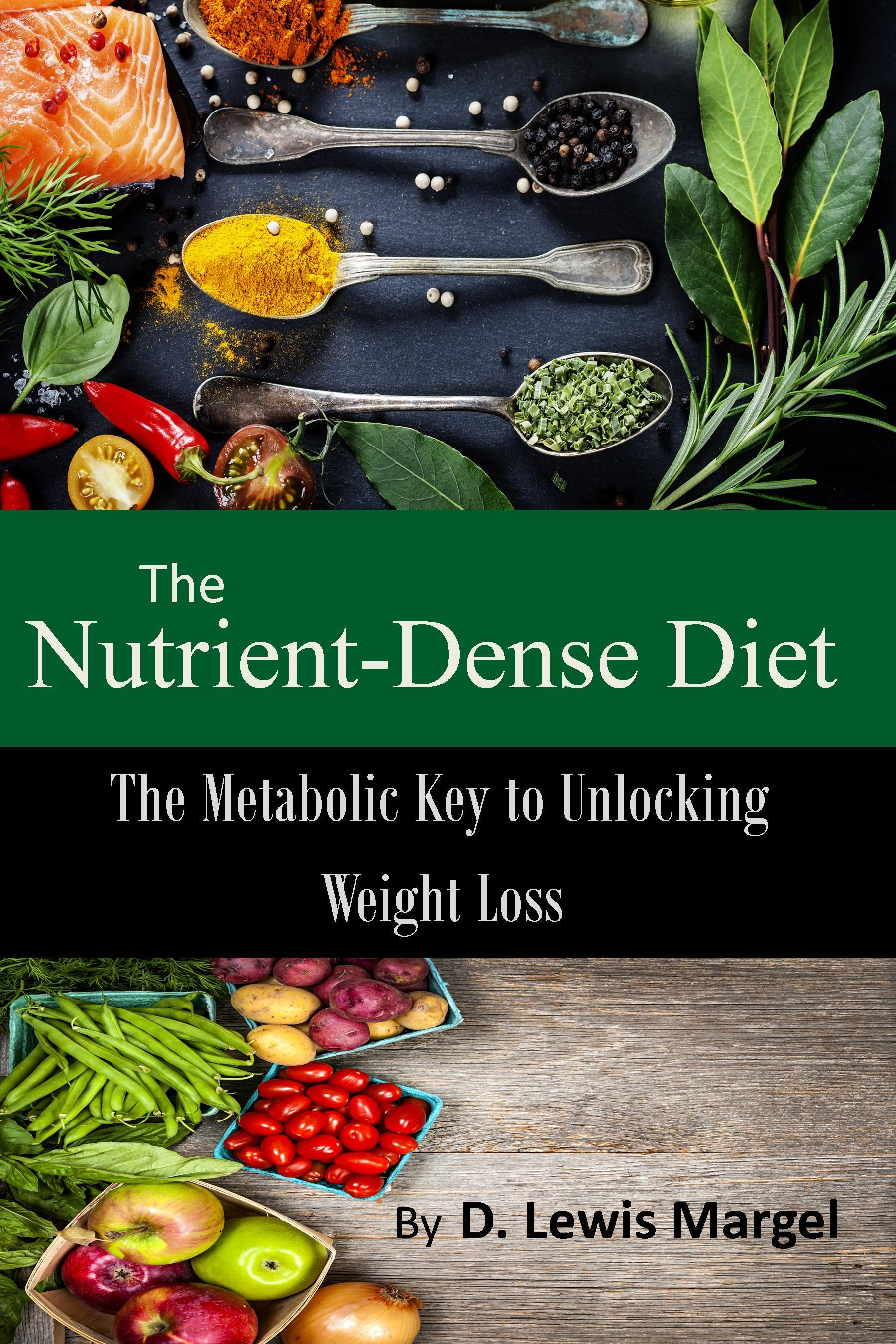 The NutrientDense Diet on Sale NOW Eating organic