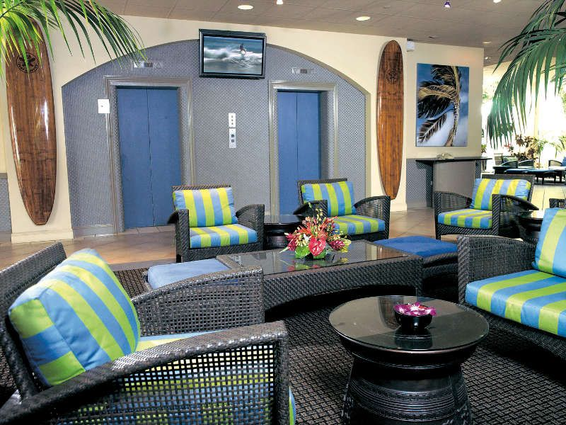 Aqua Aloha Surf Waikiki Lobby Aina Rates
