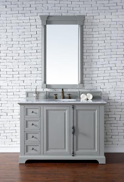 providence 48 james martin urban grey transitional bathroom vanity rh pinterest com