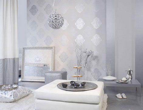 Light Silver Luxury Livingroom Decor Pics And Home Decorating Ideas Luxury Bedroom Decor Silver Wallpaper Living Room Color Palette Living Room