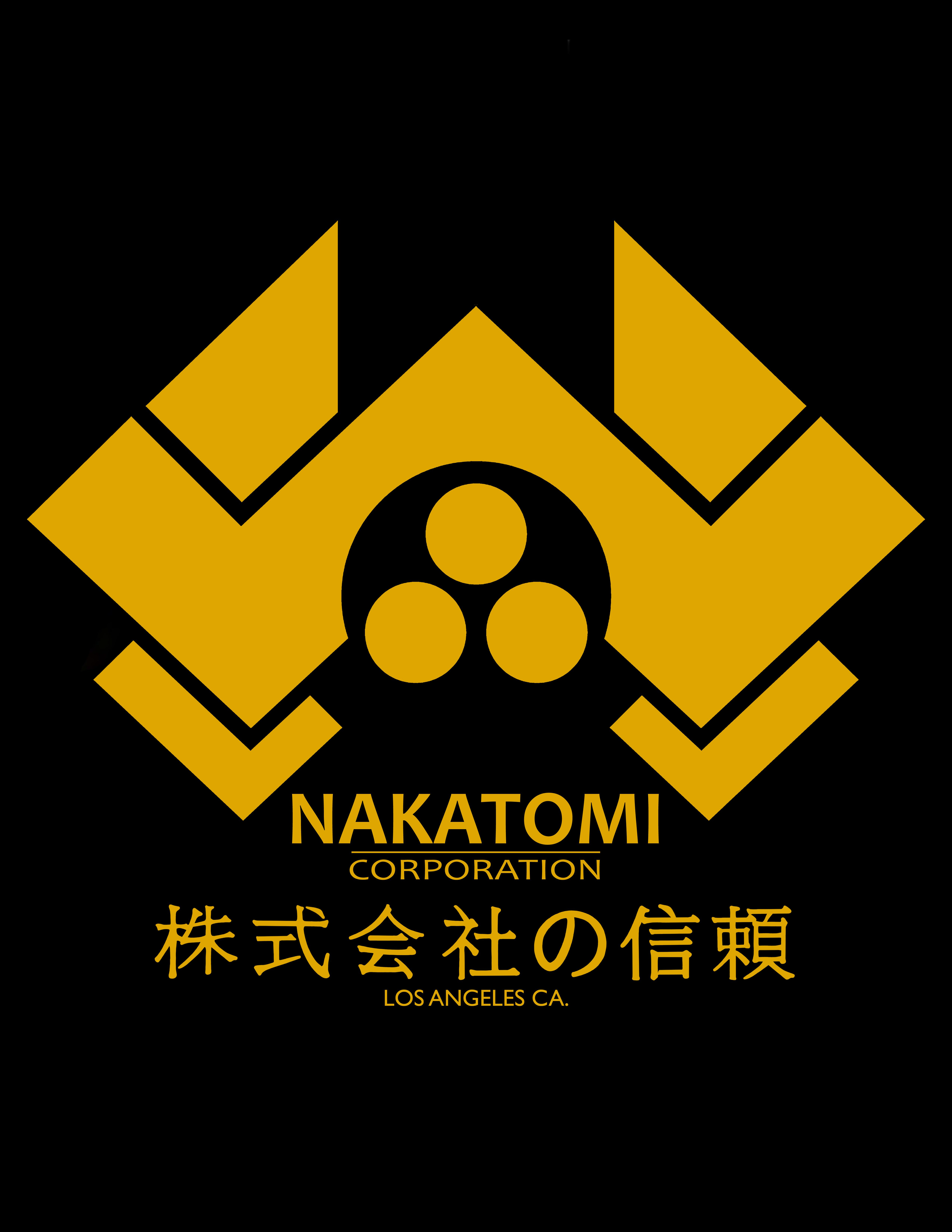 The Nakatomi Trading Corporation From The Die Hard Universe