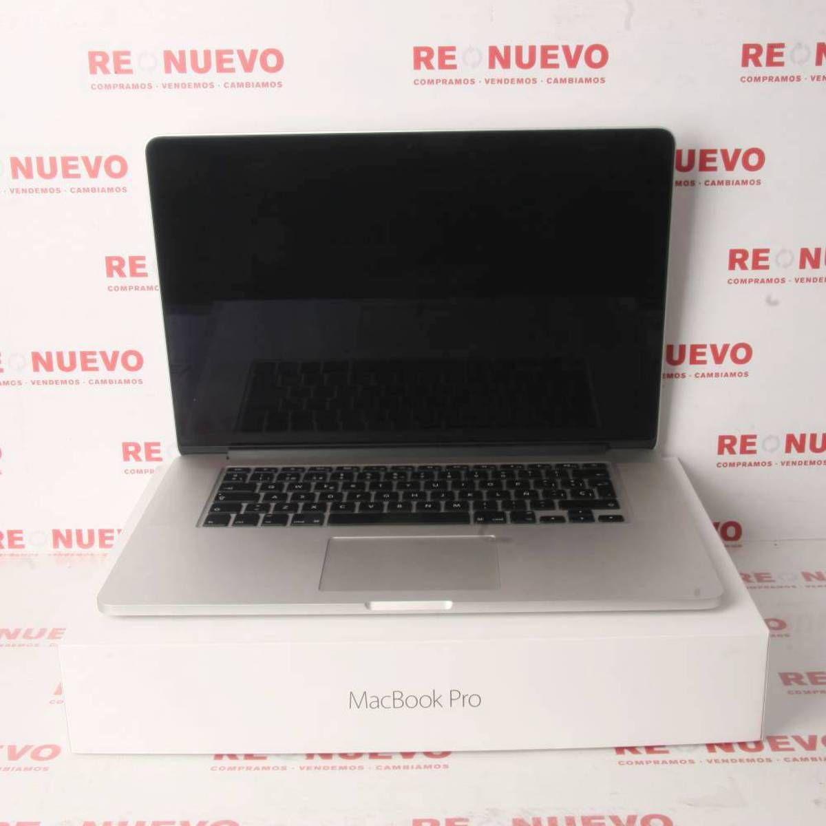 Macbook Pro 15 I7 A 2 5 Mediados 2014 E280282 Tienda Online De