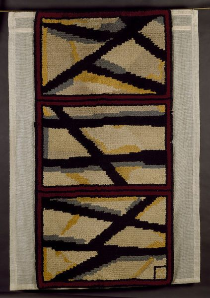 Carpet   Vanessa Bell   Omega Workshop, 1914. http://decdesignecasa.blogspot.it