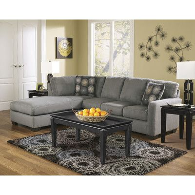 Signature Design By Ashley Waverly Sectional Reviews Wayfair