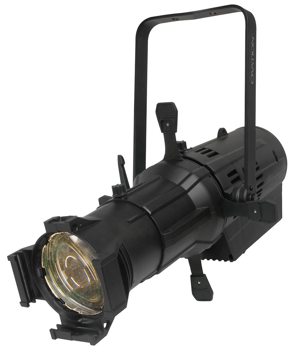Ldi 2014 New Product Chauvet Professional Ovation Ed 190ww Ellipsoidal Http Livedesignonline Com Lighting Ldi 20 Stage Lighting Led Fixtures Visual Lighting