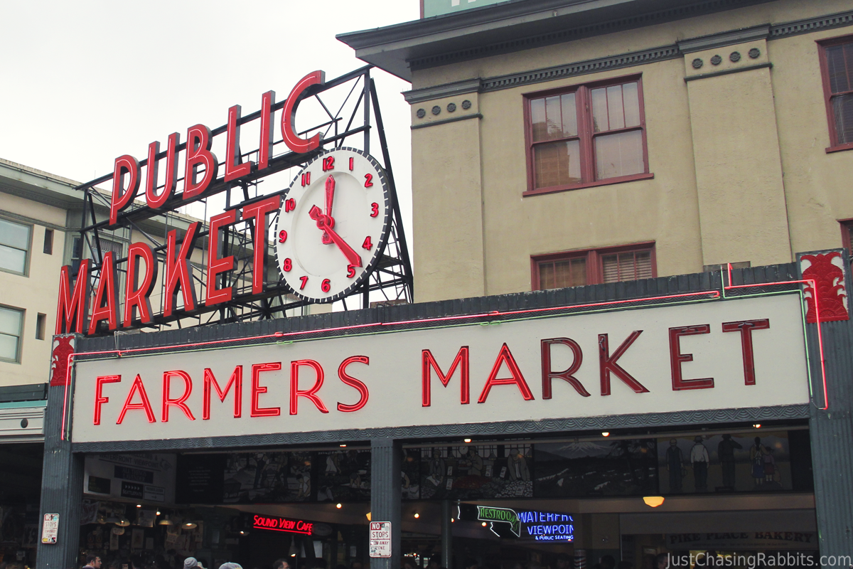 18 Things to do at Seattle Pike