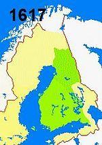 Suomen Rajamuutokset Wikipedia Menneisyys Vanhat Kartat Ja Suomi