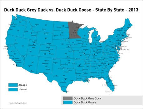 Duck Goose Map What I Love About Minnesota Pinterest Minnesota - What state is mn