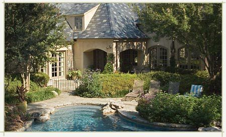 Jack Arnold French Cottage Style French Country House French Cottage