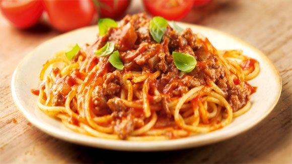 spaghetti bolognese - Google-Suche