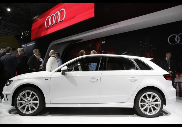 Hipsters rejoice: Audi has deigned to return its Audi A3