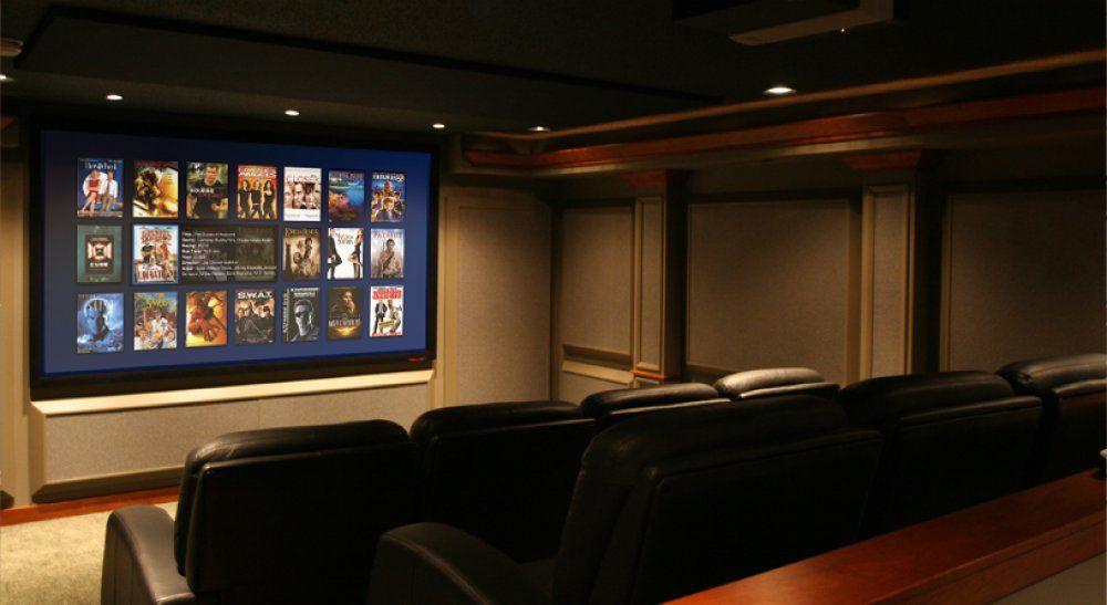 23 Basement Home Theater Design Ideas For