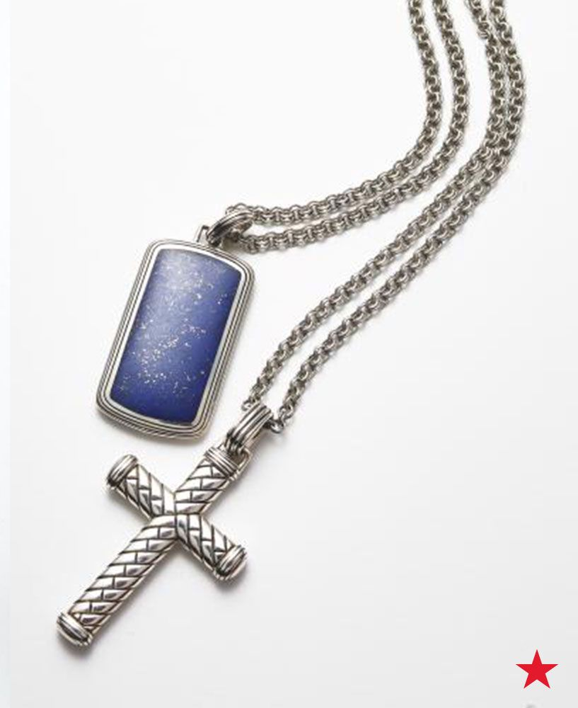 Keep it simple and stylish with Esquire men's jewelry ...