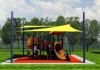 Playground Shade Sails 20