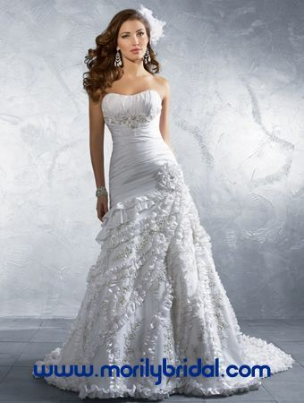 One of my favorites.   Alfred Angelo 2173 Alfred Angelo