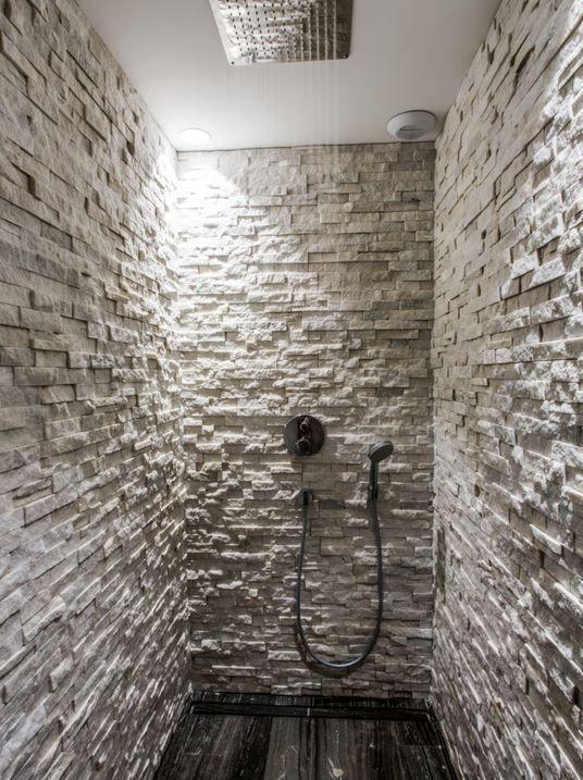 seduta doccia in muratura - Cerca con Google  bagno giù mik  Pinterest