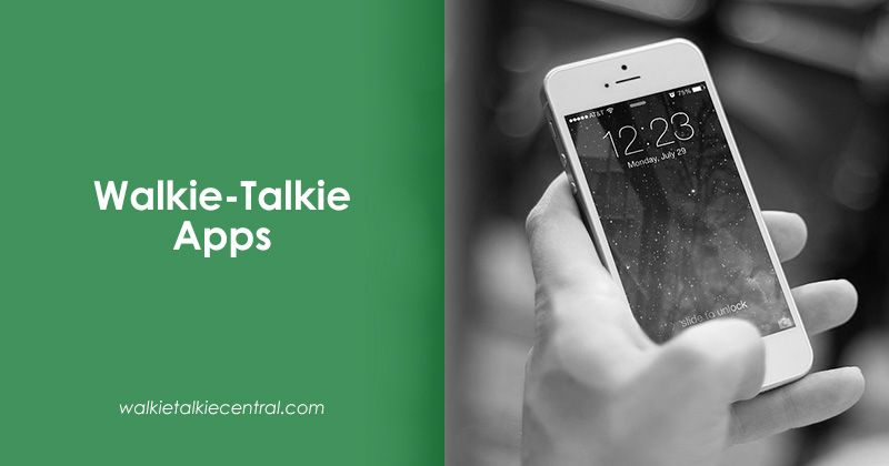 We list he best free walkie-talkie apps that are currently available for Android and iPhone. We also discuss the pros and cons of using a walkie-talkie app.
