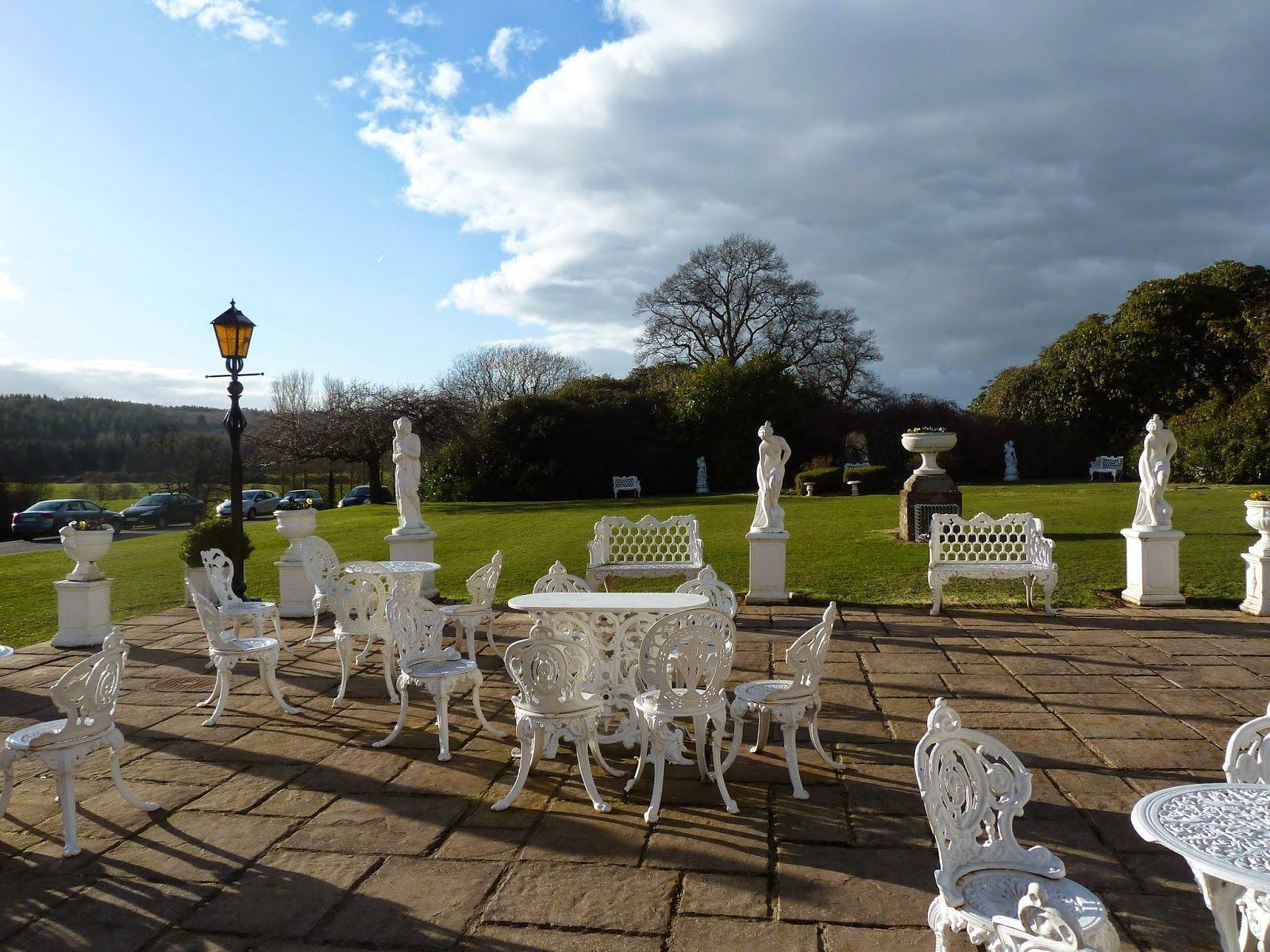 Cabra Castle Co Cavan, Ireland Outdoor furniture sets
