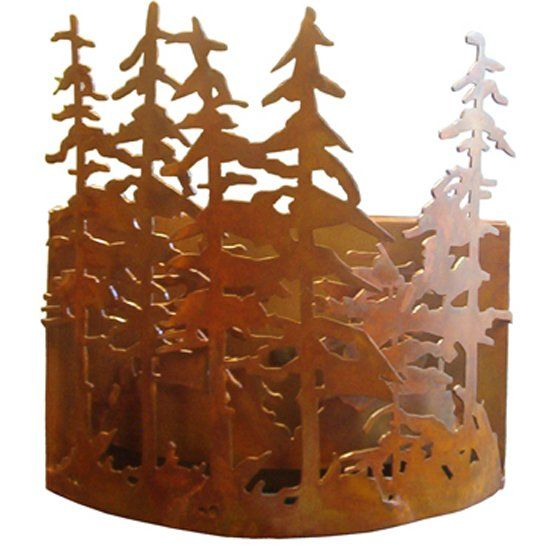 Meyda Tiffany Tall Pines 2-Light Wall Sconce - hallway ... on Non Wired Wall Sconces id=69070