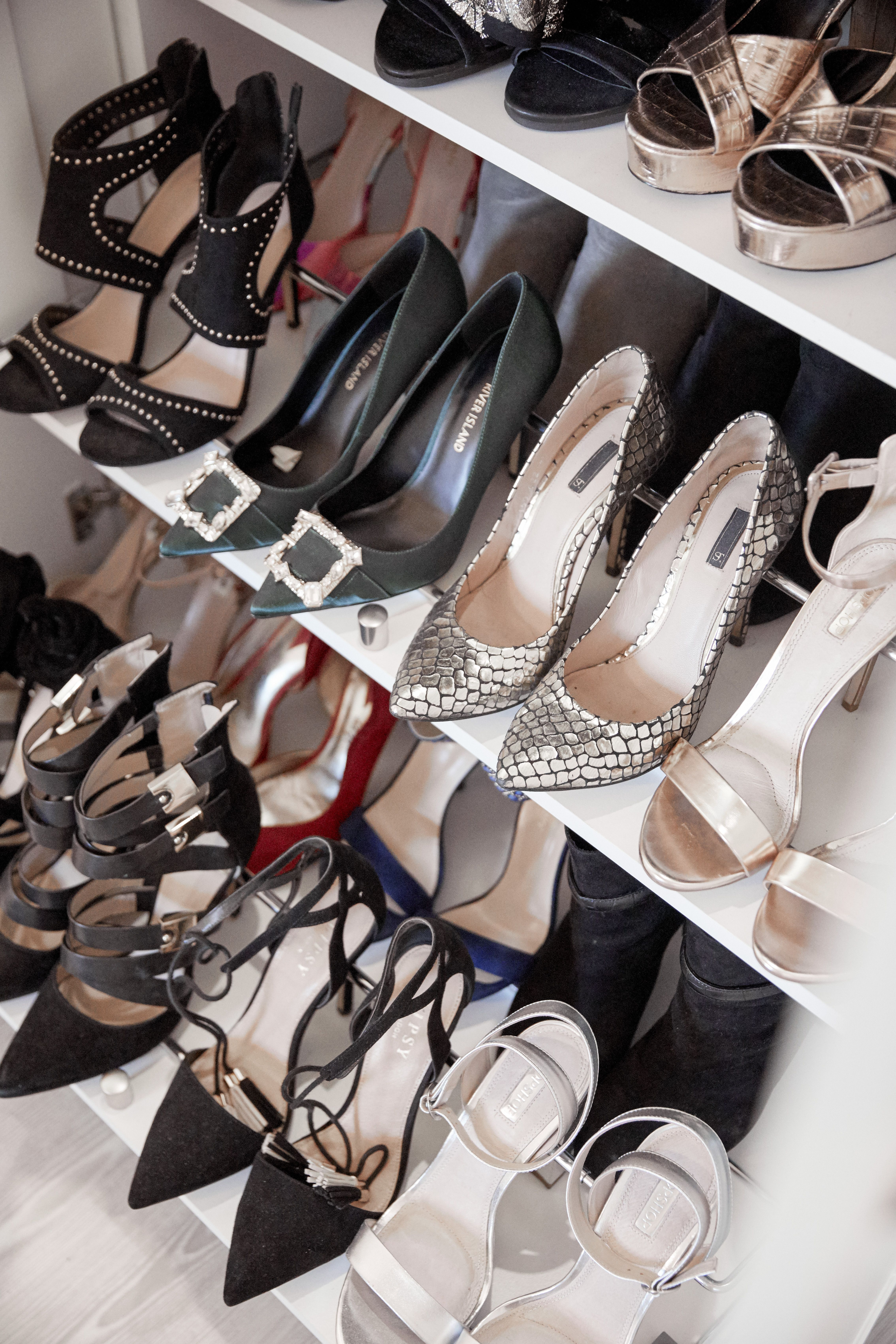The most beautiful shoe collection on pull