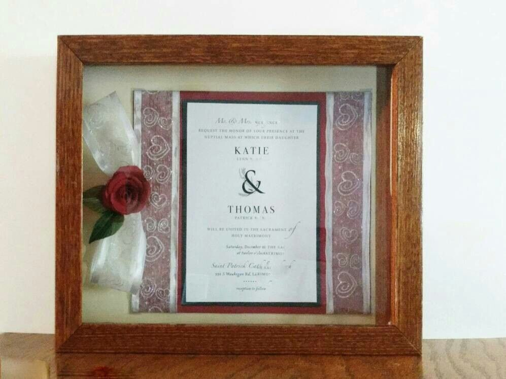 wedding invitations gifts%0A Excited to share the latest addition to my  etsy shop  Wedding Invitation  Keepsake