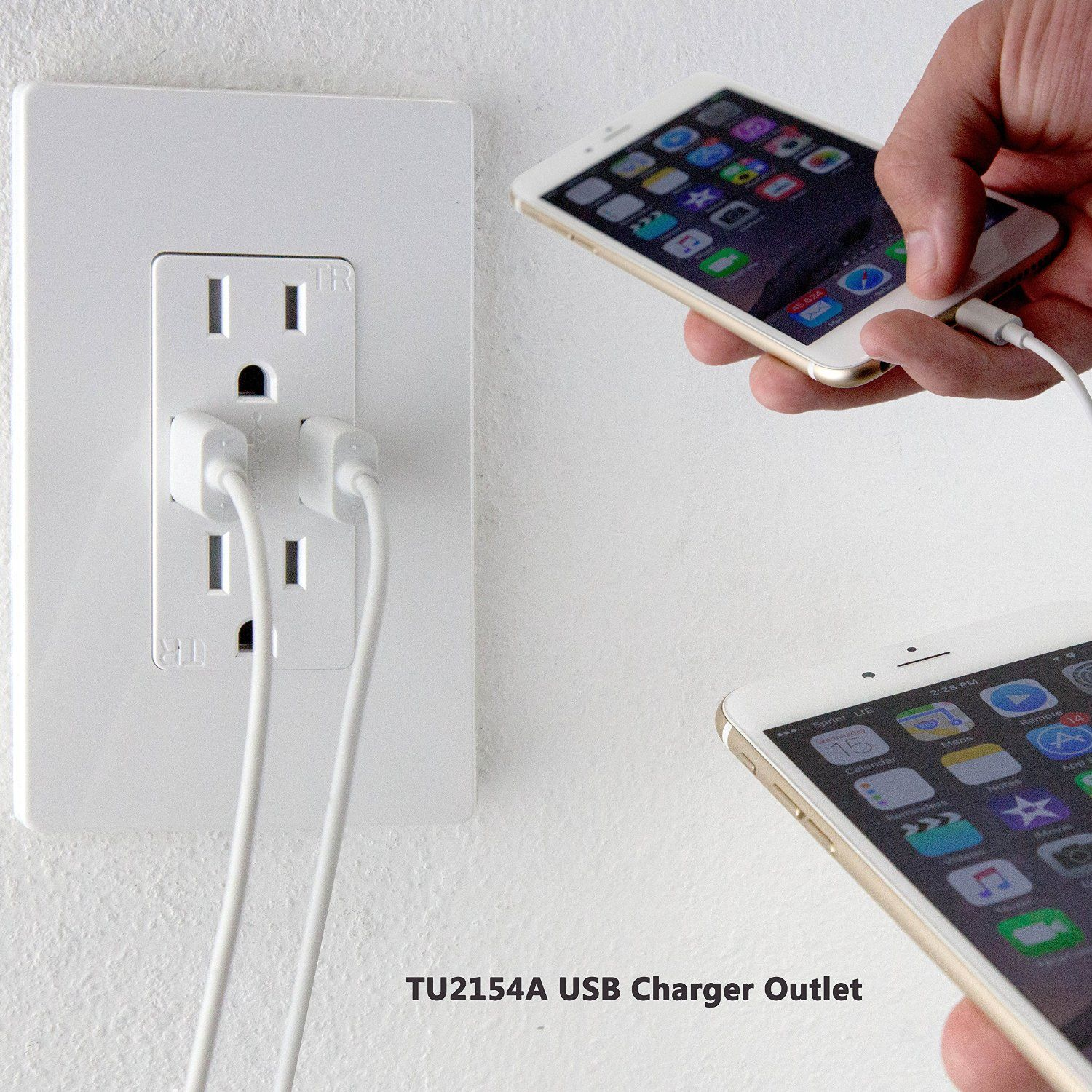 Robot Check Usb Charger Outlet Usb Chargers Usb Wall Charger