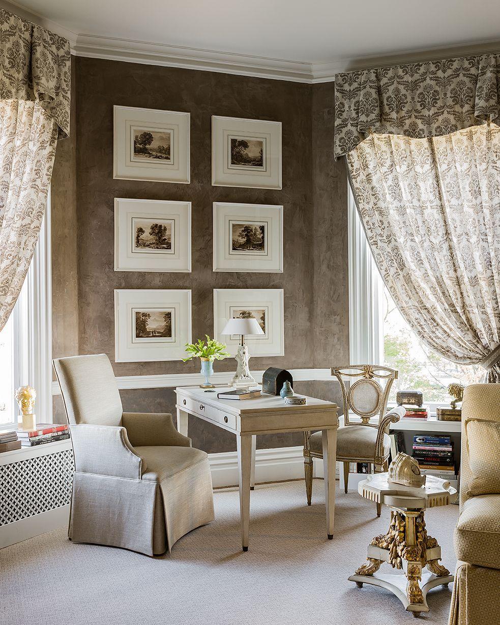 Boston Interior designs for Study rooms FD