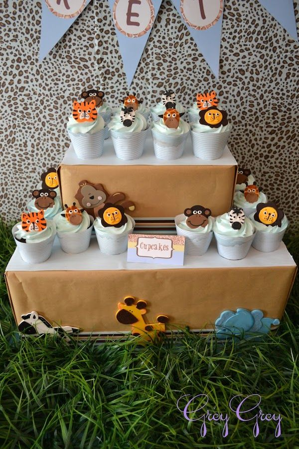 decoracion fiesta infantil ideas para cumpleaos infantiles de animales