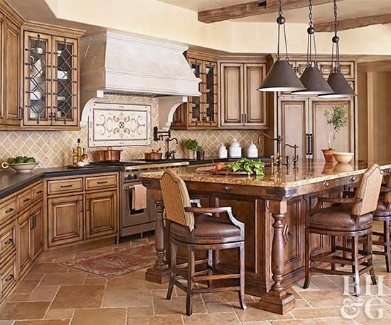 give your kitchen an old world feel with these gorgeous tuscan rh pinterest com