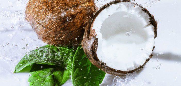 L'eau de coco, isotonique et alcalinisante | Eau de coco