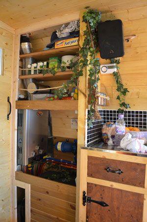Making A Kitchen In Van