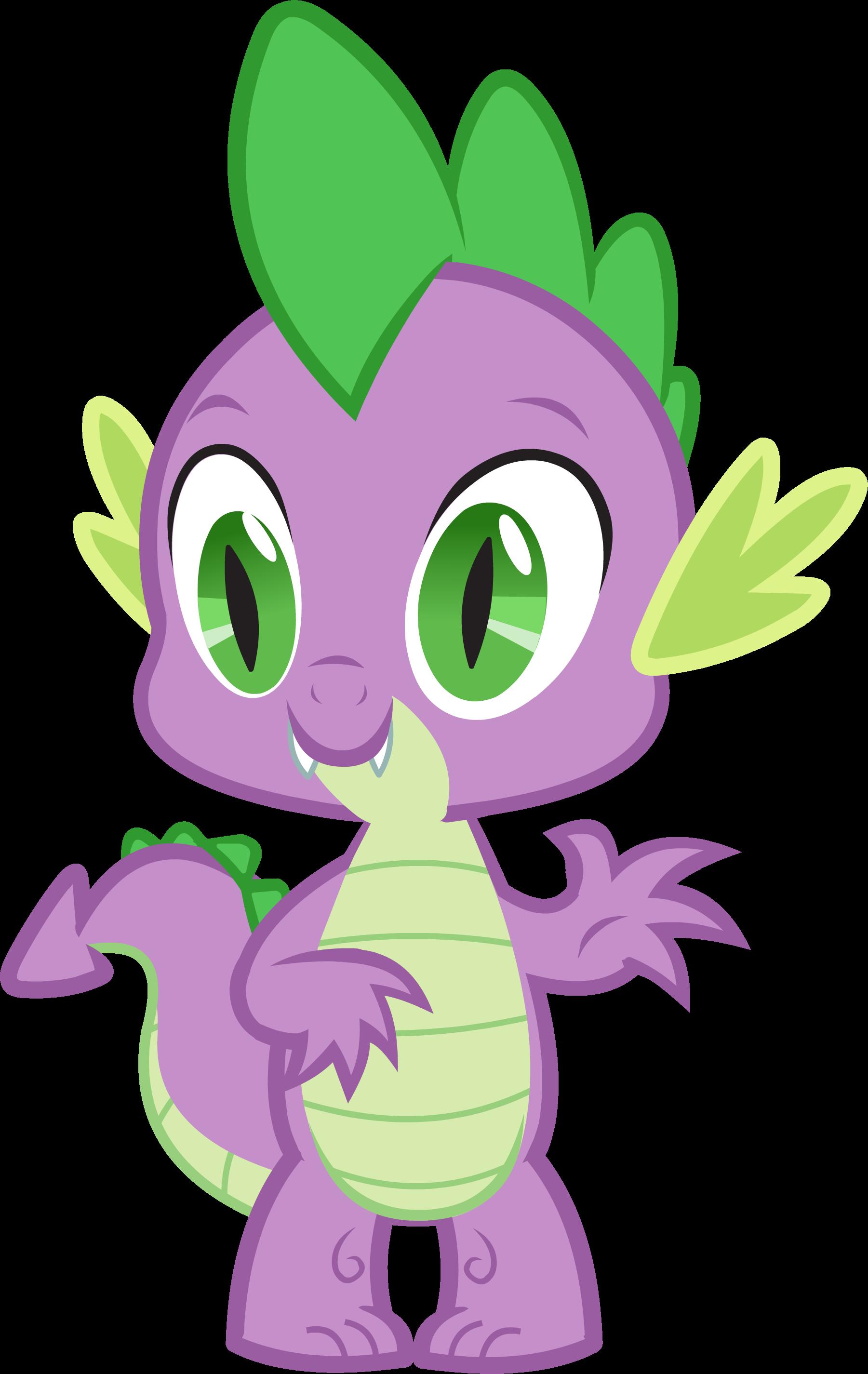 Spike ♥ | My little pony, Little pony, My little pony birthday