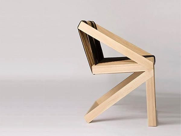 attractive wooden chair simple classic part 3 - simple wooden