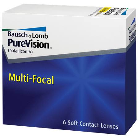 Buy Cheap PureVision MultiFocal Contact Lenses