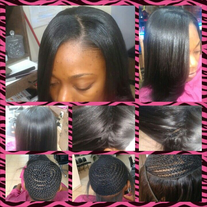 Weave hair out the works by ms camille pinterest braid weave hair out sew in pmusecretfo Images