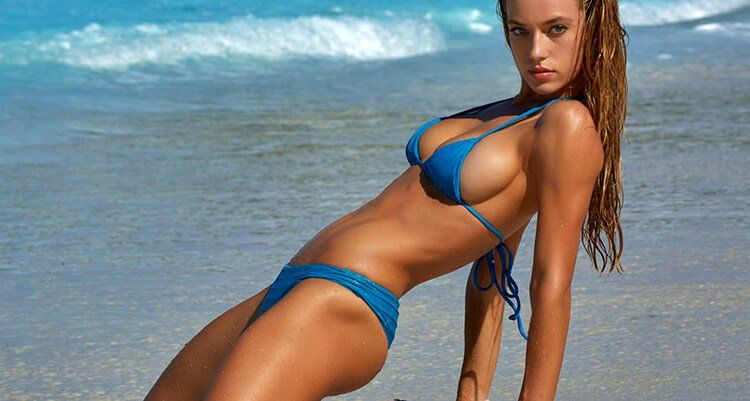 Image result for SI swim hot