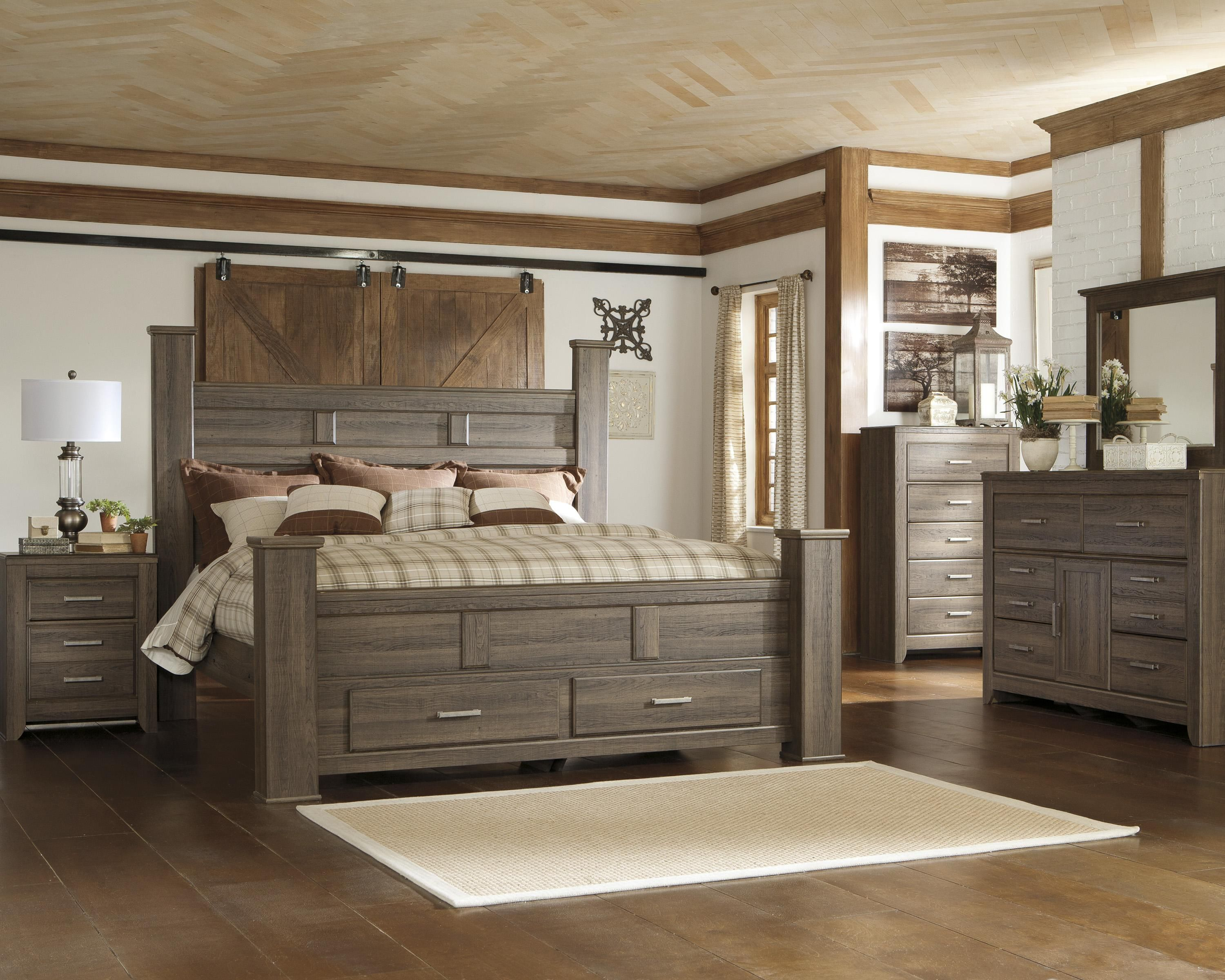 Juararo King Bedroom Group by Signature Design by Ashley | King ...