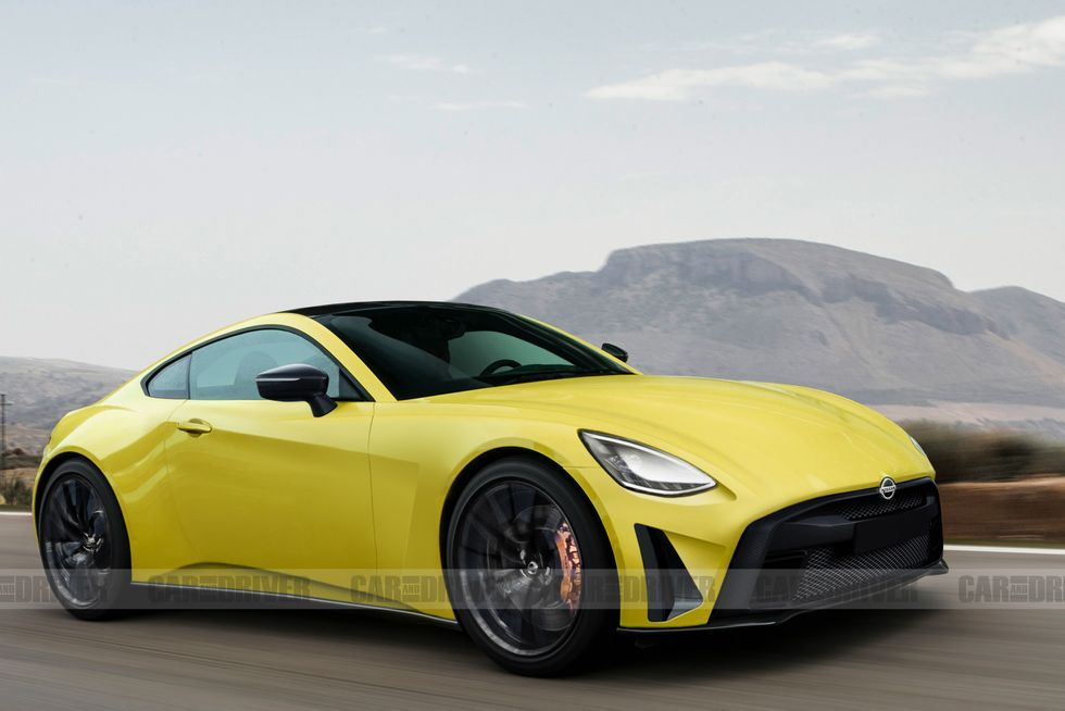 2021 Nissan 400Z Will Revive the ZCar's Legacy with Twin