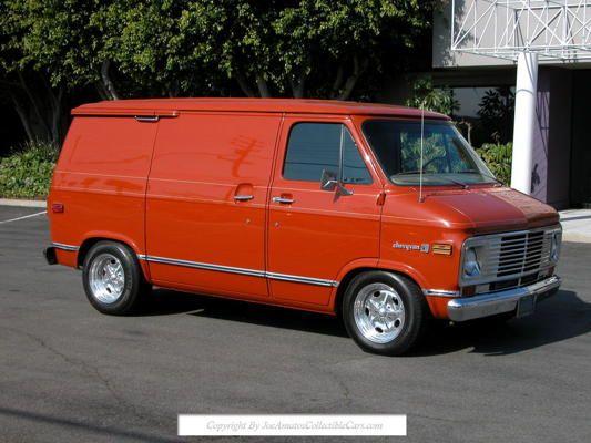 Pin By Patrick Ramos On Vans Chevrolet Van Vans Chevy Van
