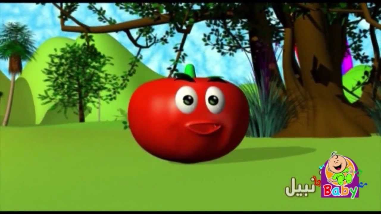 البندورة الحمرا قناة بيبي الفضائية Christmas Ornaments Islamic Cartoon Cartoon Kids